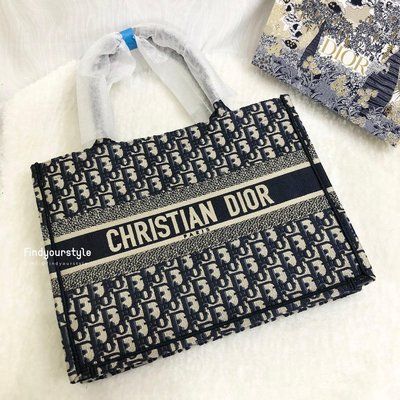 Findyourstyle正品代購 Dior small book 托特包
