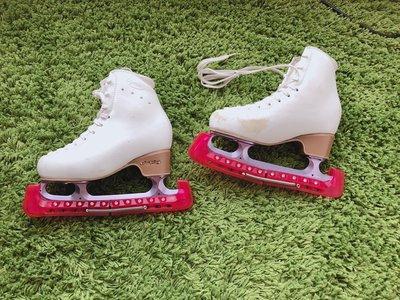二手冰刀鞋-EDEA四星冰鞋+Paramount 冰刀(220)