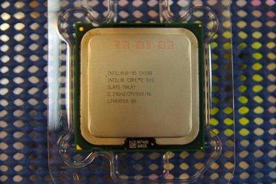 雙核Intel Core 2 Duo E4500 2.2G/2M/800 775腳位C61