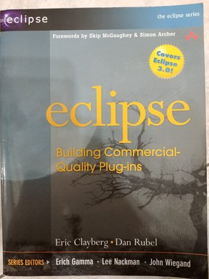 32Eclipse:Building Commercial-Quality Plug-Ins│Clayberg│些微泛黃