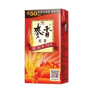統一麥香紅茶/綠茶/奶茶系列(375mlx24入)