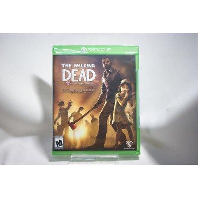 [耀西]全新 美版 XBOX ONE 陰屍路 第一季 完整版 THE WALKING DEAD 含稅附發票