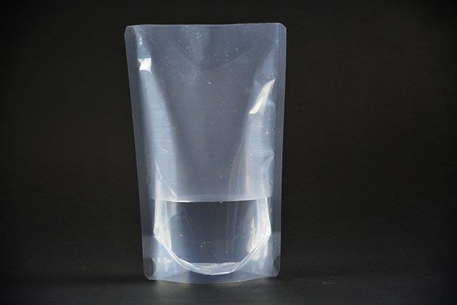 ~ 包裝~透明補充包 無口栓 500ml~15~20 4cm 50入 15元 ~保養品、化