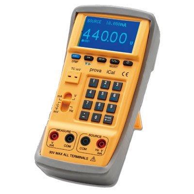 TECPEL 泰菱》PROVA iCal PROVA923 記錄型 多功能校正器 校正器  溫度 電流 電壓