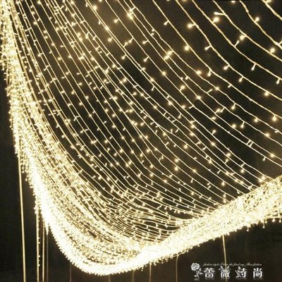 耀慶LED小彩燈閃燈串燈滿天星網紅房間...