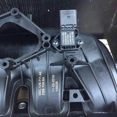 VW Audi Skoda 渦輪進氣歧管壓力電磁閥Golf Passat Tiguan Touran