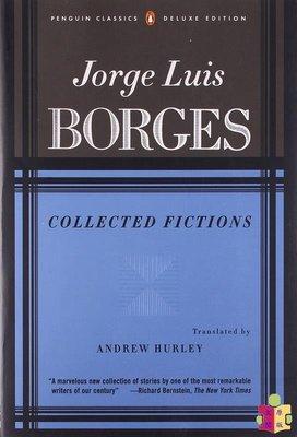 [文閲原版]博爾赫斯小說選集 英文原版 Collected Fictions by Jorge Borges 英文小說 短篇小說 毛邊書