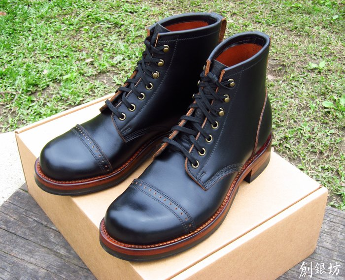 Julian Boots 靴子 傘兵靴 RRL toys Real McCOY Wesco red wing 鞋子已售出