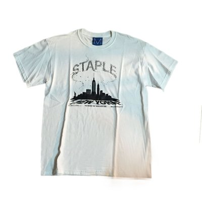 ATTACH - STAPLE 經典logo圖案 NEW YORK