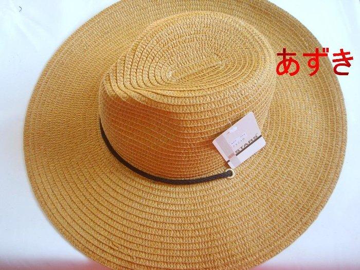 夏季.豔陽-編織 寬版紳士帽系列- 特價199