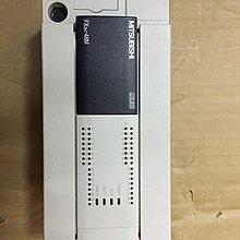 (泓昇)三菱 PLC FX3U-48MT/ES-A 含USB傳輸線 (HMI,伺服馬達,FX1N,FX2N)