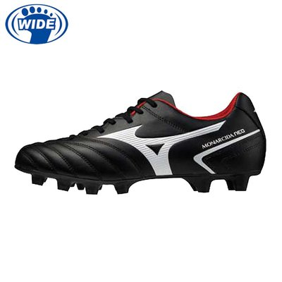MIZUNO MONARCIDA NEO II 寬楦 成人足球釘鞋 足球鞋 黑 P1GA210501 20SS