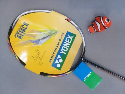 尼莫體育 YONEX YY 優乃克 天斧AX 5FX 羽球拍 ASTROX  5FX 超輕量 73克 高磅全碳素球拍