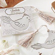 《 禮品批發王 》創意鴿子書籤