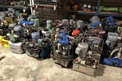 日本RIKEN、OSAKA、ENERPAC超高壓電動油壓幫浦 油壓機 水電工程、船舶、工業用途 各馬力皆有,歡迎來電詢問