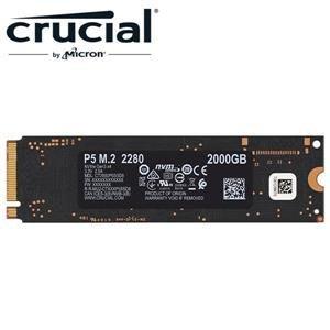 @電子街3C特賣會@全新 美光 Micron Crucial P5 2TB ( PCIe M.2 ) SSD 2T
