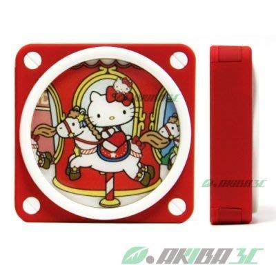 86Hero Sanrio Kitty Go Around 限定 LED 行動電源 隨身充電器 5000mAh 隨身電源