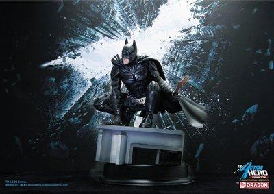 DRAGON 蝙蝠俠 黑暗騎士 黎明升起 1/9 塗裝完成品