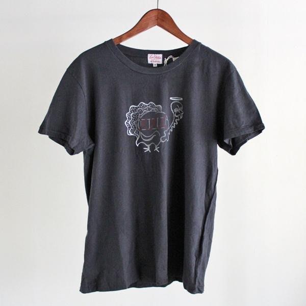 【高價LVC短T】LEVS VINTAGE CLOTHING 1940′S  TURKE 黑色火雞 M號現貨 短袖T恤
