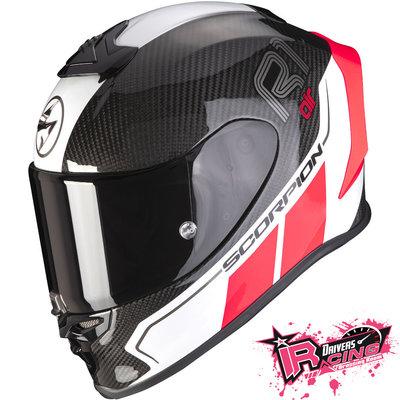 ♚賽車手的試衣間♚ Scorpion® EXO R1 Carbon Air Corpus II B/R 頂級 安全帽