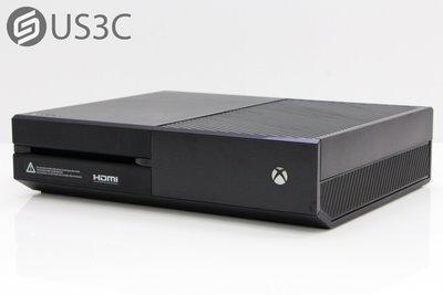 【US3C-高雄店】微軟 Microsoft XBOX ONE 500G 黑色主機 遊戲主機 二手遊戲主機