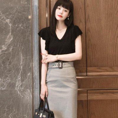 《巴黎拜金女》顯瘦還美還親膚針織套衫