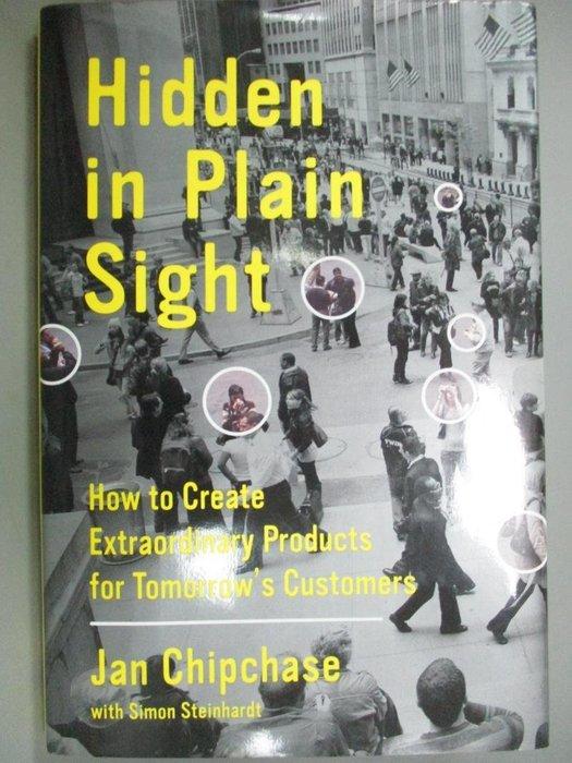【書寶二手書T4/大學商學_XDF】Hidden in Plain Sight: How to Create Extra