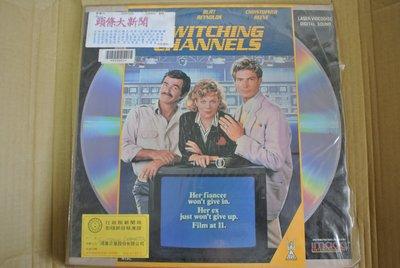 LD 影集 ~  SWITCHING CHANNELS 頭條大新聞 ~ 1987 RCA  ID6073TS 無IFPI