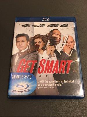 [ALEX] 正版 特務行不行 藍光 BD 二手 Anne Hathaway、Dwayne Johnson