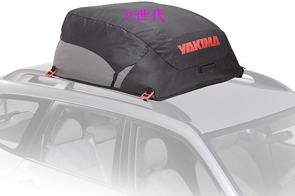 e世代YAKIMA DRYTOP 軟式行李袋軟式車頂包太空包車頂行李包車頂架車頂行李箱車頂箱450公升CP值最高