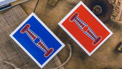 【天天魔法】【S1243】正宗原廠~復古感覺 Vintage Feel Jerrys Nuggets 復古天梯牌