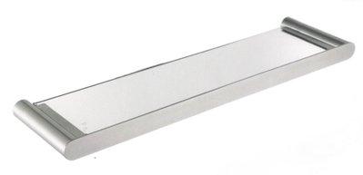 YS時尚居家生活館不繡鋼玻璃化妝平台 HW-4803 不銹鋼砂光 玻璃平台