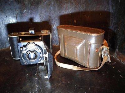 Korelle Carl zeiss jena 古董蛇腹底片相機