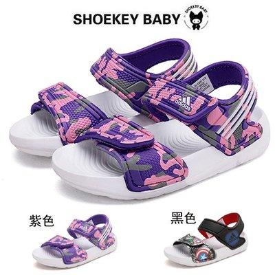 【兩雙免運】兒童涼鞋男童涼鞋夏季防滑軟底寶寶小童女童23-31碼