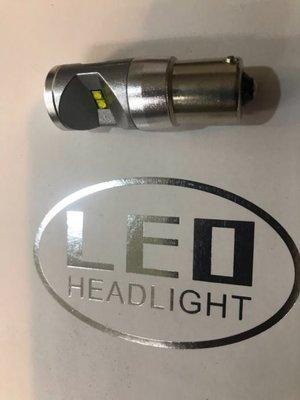 ◇光速LED精品◇CREE XBD T20 1156單芯  LED /倒車燈/方向燈 白光 直購:350元/顆