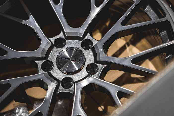 德朋國際 / ASGA ARF08輕量化/旋壓鑄造 Volkswagen Tiguan 實裝