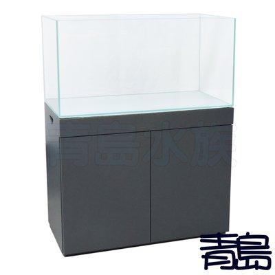 七月缺Y/ AX。。。青島水族。。。類ADA精緻型烤漆架==超白玻璃缸90*45*45cm+88H木架/ 3尺(3色可選) 新北市