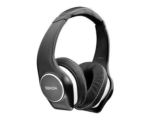 出清福利品非展示機 DENON AH-D340 可換線設計,耳罩式耳機,公司貨,附保卡保固