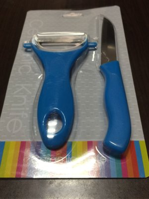 《股東紀念品倉庫》Ceramic knife水果刀組(簡易包裝)