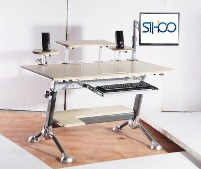 New 電腦桌 辦公桌 學習桌 人體工學桌 升降桌 自由組合桌$1980