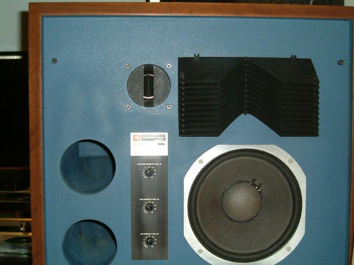 JBL-4344旗艦級監聽喇叭 客人寄賣1對完全無修改過