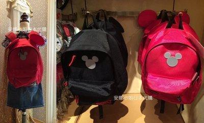日本連線*安娜小姐日本代購-日本東京海洋迪士尼樂園限定大耳朵米奇後背包(小款)