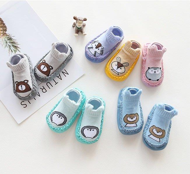 現貨 寶寶透氣防滑精梳棉學步鞋襪多款