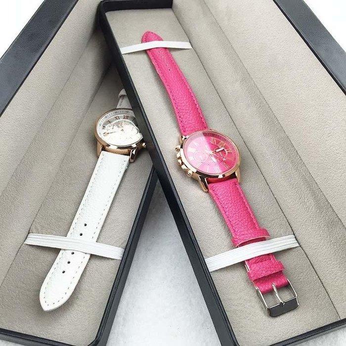 YEAHSHOP 閨蜜高檔PU手錶盒子收納盒禮品盒包裝盒手錶展示盒長方形手錶箱Y185