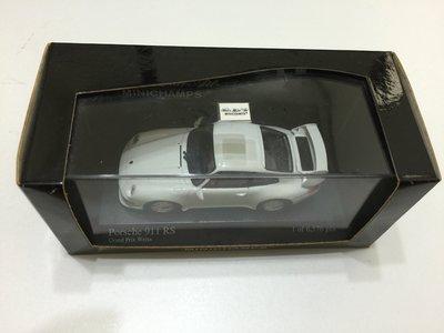 PORSCHE 911 RS 1995 WHITE
