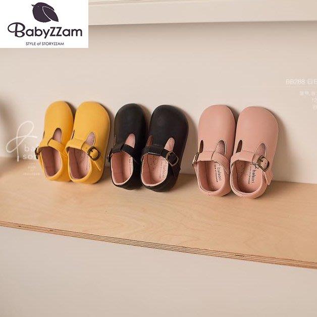 『※妳好,可愛※』妳好可愛韓國童鞋 BABYZZAM~正韓 經典英倫大頭鞋 童鞋 韓國童鞋