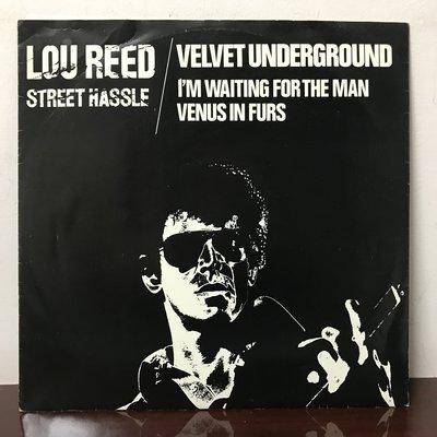 晨雨黑膠【西洋】美版/Lou Reed / Velvet Underground – Street Hassle