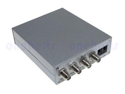 萬赫 MAV-100A 可調式調變主機 Mini Agile Modulator  DVR 路口監控 類比 飯店大樓監視