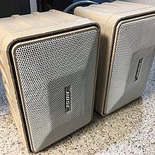 美國名廠Bose 101 書架喇叭