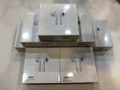 ◎懇得機通訊◎全新未拆 二代 Apple AirPods MV7N2TA/A A2031 A2032【贈送果凍套】